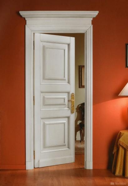 Двери шпонированные в Алматы и Астане от Caramella