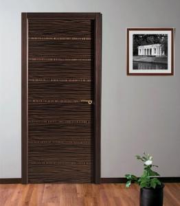 Двери шпонированные Экзотика от Мастер-Вуд