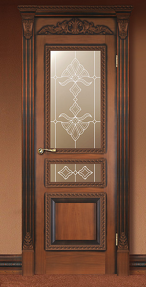 Двери шпонированные Монако от RuLes
