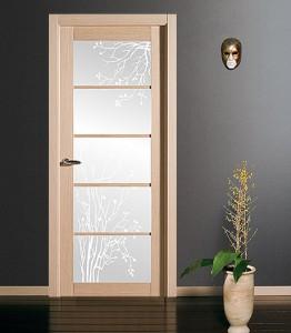 Двери шпонированные Омега 7 от Мастер-Вуд