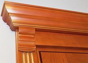 Двери шпонированные Классика  «VETRO 9″ от Мастер-Вуд