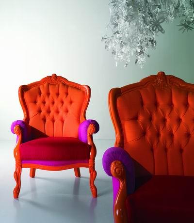 Кресла Eliot от PIERMARIA