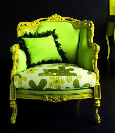Кресла Glem от PIERMARIA