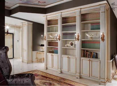 Кабинеты и библиотеки в Алматы и Астане от Caramella