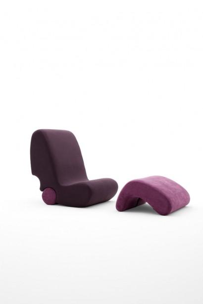 Кресла Beans 2 от ALBERTA