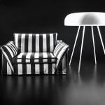Кресла Pitagora 2 от ALBERTA