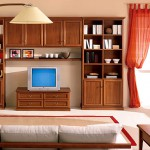 Кабинеты и библиотеки Шкаф 54 от SAN MICHELE