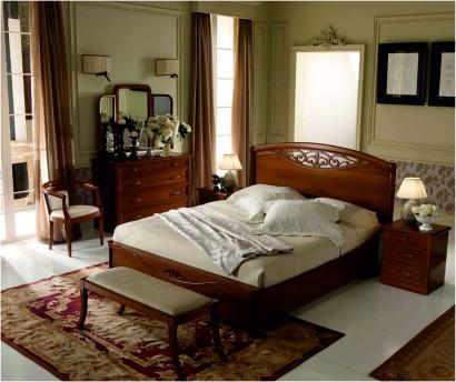 Спальни Кровать 10А6031 от SAN MICHELE