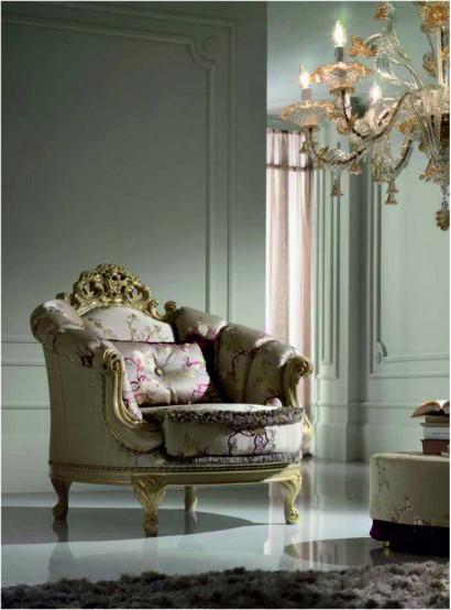 Кресла Alexander 3 от PIERMARIA