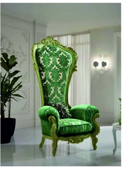 Кресла Anastasia 2 от PIERMARIA