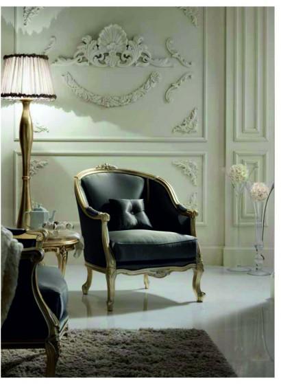 Кресла Charlotte 1 от PIERMARIA