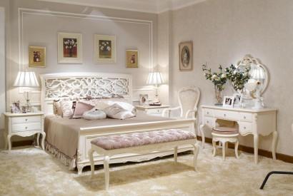 Спальни в Алматы и Астане от Caramella