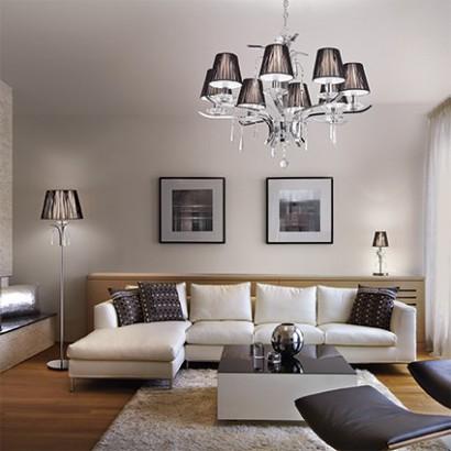 Освещение Настольная лампа  ACCADEMY TL1 SMALL от IDEAL-LUX