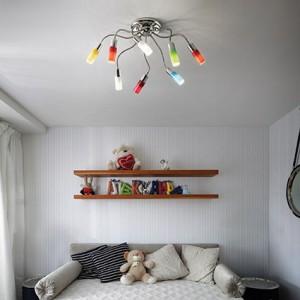 Освещение Светильник потолочный ECOFLEX PL8 COLOR от IDEAL-LUX