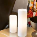 Освещение Настольная лампа EDO TL1 SMALL от IDEAL-LUX