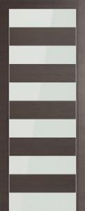 Двери экошпон 8Z Грей Кроскут от Топ-Комплект
