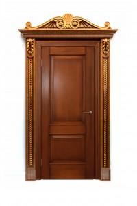 Двери шпонированные Эдит от Вист