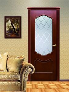 Двери шпонированные Милан от Milyana