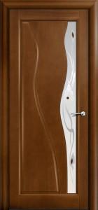 Двери шпонированные Ирен тёмный анегри от Milyana