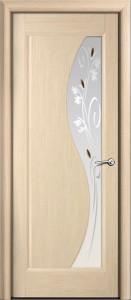 Двери шпонированные Элиза (Лоза) белёный дуб от Milyana