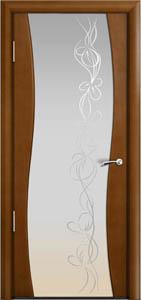 Двери шпонированные Омега анегри от Milyana