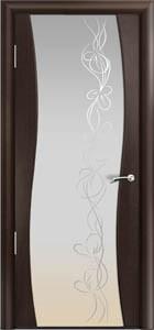 Двери шпонированные Омега венге от Milyana