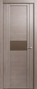 Двери шпонированные H дуб грейвуд от Milyana
