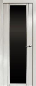 Двери шпонированные X ясень жемчуг от Milyana