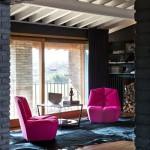 Кресла Gossip от ALBERTA