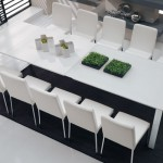 Столы Fusion T80 от Friulsedie
