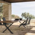 Столы Menphis T51 от Friulsedie