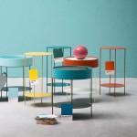 Столы WOK / WOK BOX от ALFITALIA