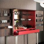 Шкафы Барный шкаф PJAC0615RT от ALFITALIA