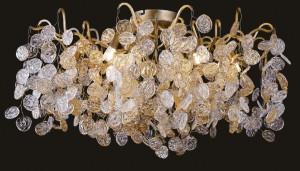Светильники потолочные Потолочный светильник TENERIFE PL8 от  CRYSTAL LUX