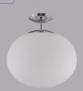 Светильники потолочные Потолочный светильник POINT PL3 D400 от CRYSTAL LUX