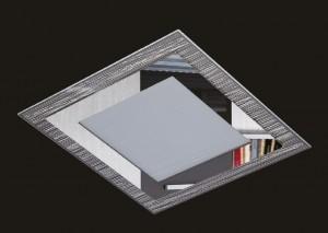 Светильники потолочные Светильник FELIX PL 360 от  CRYSTAL LUX