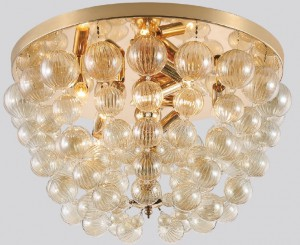 Светильники потолочные Потолочный светильник MALLORCA PL8 от CRYSTAL LUX
