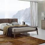 Кровати DORIAN от ALFITALIA