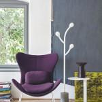 Кресла Lazy CS/3373-W 1310 от Calligaris