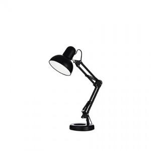 Освещение Настольная лампа KELLY TL1 BIANCO, NERO, ARGENTO от IDEAL-LUX