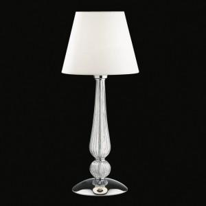 Освещение Настольная лампа DOROTHY TL1 SMALL TRASPARENTE от IDEAL-LUX
