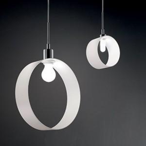 Освещение Люстра ANELLO SP1 SMALL BIANCO от IDEAL-LUX