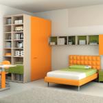 Детская мебель Композиция KC102 от MORETTI COMPACT