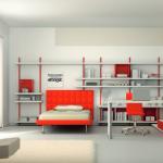 Детская мебель Композиция KC111 от MORETTI COMPACT