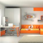 Детская мебель Композиция KC122 от MORETTI COMPACT