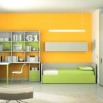 Детская мебель Композиция KC124 от MORETTI COMPACT