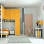 Детская мебель Композиция KP101 от MORETTI COMPACT