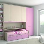 Детская мебель Композиция KP102 от MORETTI COMPACT
