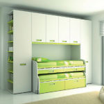Детская мебель Композиция KP115 от MORETTI COMPACT