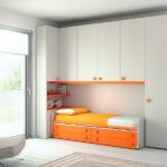Детская мебель Композиция KP116 от MORETTI COMPACT